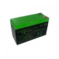 Energy Power Battery 12V 7.2 Ah