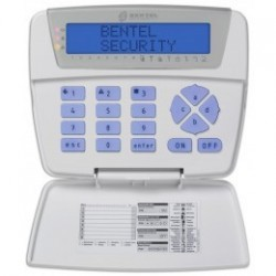 BENTEL - LCD Keypad for central alarm ABSOLUTA