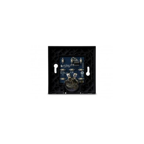 Edisio - Base intrrupteur noire 1 à 5 canaux