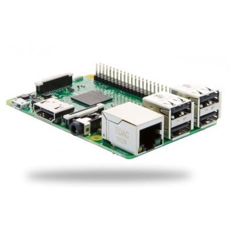 Raspberry Pi3 - in power supply 5V 2.5 A