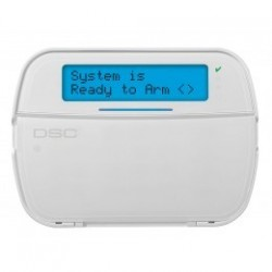 NEO PowerSeries DSC Tastiera LCD HS2LCDP DSC con lettore di badge
