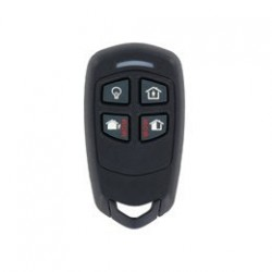 Alarm The Sugar TCE800M - Honeywell remote control 4 buttons