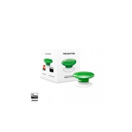 FIBARO - Pulsante di comando, Il Tasto Z-Wave Plus verde