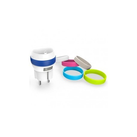 Nodon MSP-3-1-01 - smart Plug NODON Z-Wave PLus type E