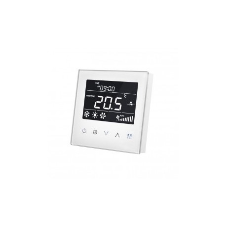 MCOHOME - Thermostat for fan coil 4-pipe Z-Wave More