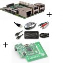 Raspberry Pi3 card Z-Wave Plus and cable