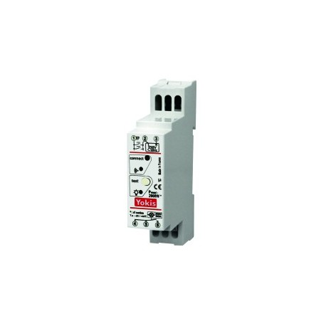 YOKIS - energy supply trip-switch modular 10A radio