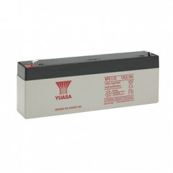 Yuasa - Battery-12V 2.1 AH