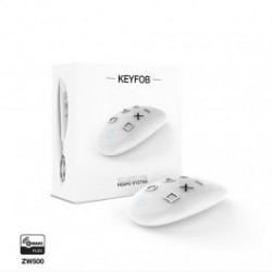 FIBARO - keychain Remote Z-Wave More Fibaro Keyfob FGKF-601
