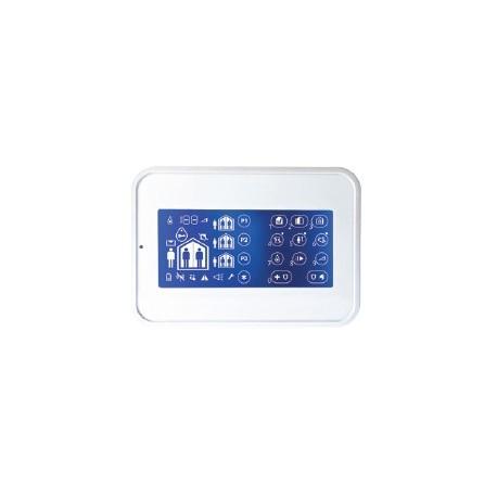 WK160 DSC Wireless Premium - touch Keyboard for central alarm Wireless Premium