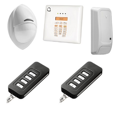 Alarma DSC Inalámbrico Premium Pack de alarma Inalámbrica PowerG Premium