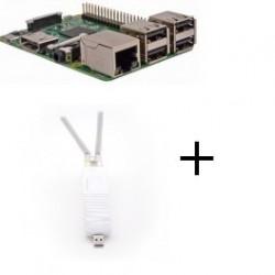 Frambuesa RfPlayer - Raspberry Pi 3 con RfPlayer