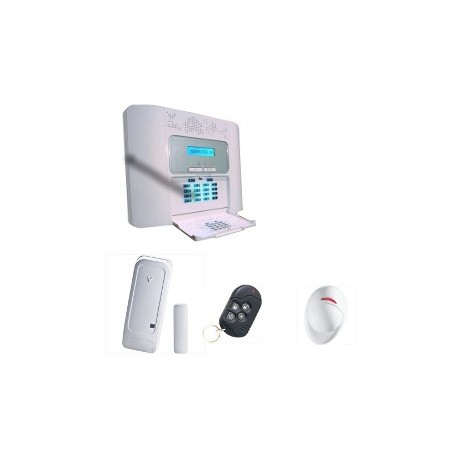 Alarm house Powermaster 30 - Alarm Kit Powermaster 30 Visonic