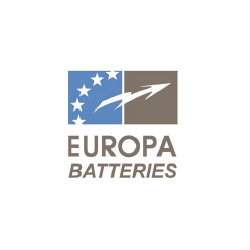 Europa - Pile Lithium 9V rechargeable