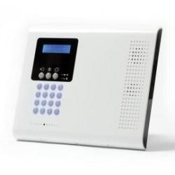 Centrale di allarme Iconnect NFA2P wireless con tastiera LCD