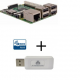 Raspberry PI 3 Model B - der Raspberry Pi 3 Model B mit Z-wave-controller Mehr Everspring SA413