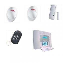 Alarm haus PowerMaster30 Visonic NFA2P popur wohnung typ F2 / F3