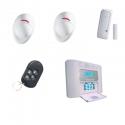 Alarme PowerMaster 30 - Pack alarme Visonic pour habitation