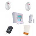 Alarm house wireless PowerMaster 30 Visonic NFA2P