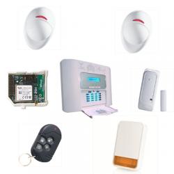 La alarma de la casa PowerMaster 30 De Visonic NFA2P