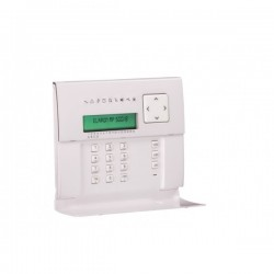 Elkron UKP500DV/N - LCD-bedienteil für zentrale alarm UMP500
