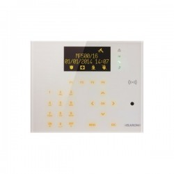 Elkron UKP500DP/N - Teclado LCD con Tacto Suave UMP500