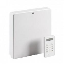 Centrale alarme Galaxy Flex20 - Centrale alarme Honeywell 20 zones avec clavier MK8