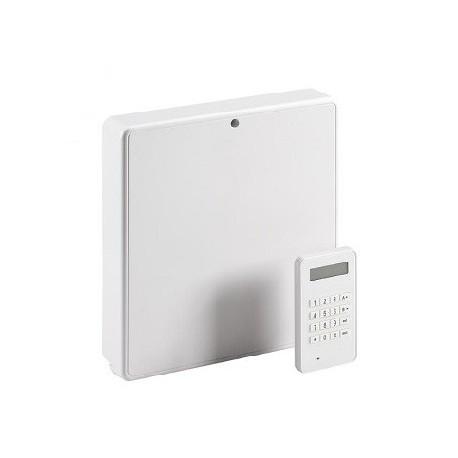 Central de alarma Galaxy Flex20 - Central de alarma Honeywell 20 zonas con teclado y GSM