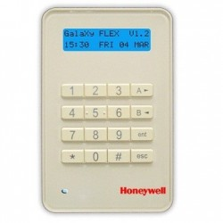 Keyboard LCD Keyprox MK8 Honeywell for central alarm Galaxy