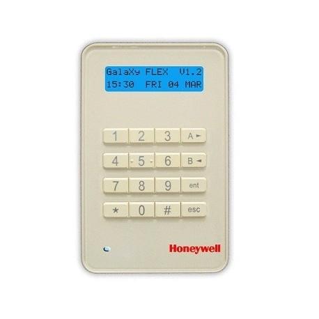 Tastatur LCD-Keyprox MK8 Honeywell für die zentrale alarm-Galaxy