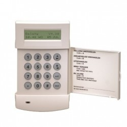 LCD keypad MK7 Honeywell for central alarm Galaxy