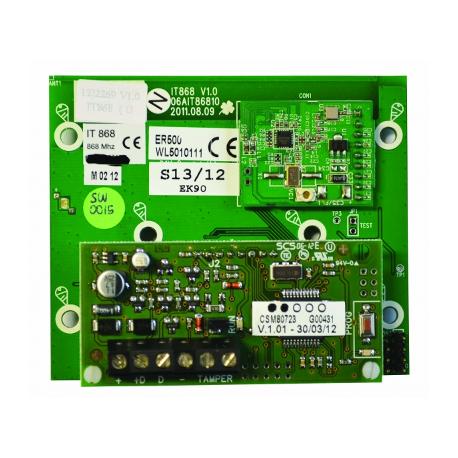 Elkron ER500 - Modul empfänger radio 16 zonen für UMP500/8