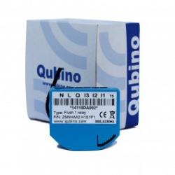 ZMNHAD1 Qubino Micro-switch module Qubino 1 uscita a relè e conso-meter Z-Wave Più
