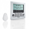 Somfy alarm - LCD-bedienteil mit leser