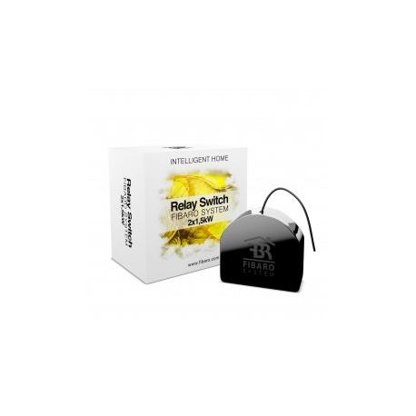FIBARO FGS-222 - Micro module switch double