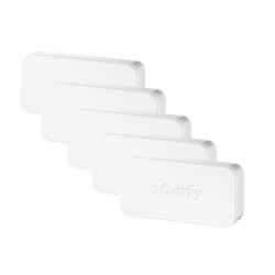 Somfy de Alarma para el Hogar - Pack de 5 IntelliTAG