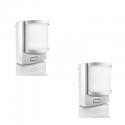 Somfy alarma de la casa - Lote de 2 detectores de movimiento