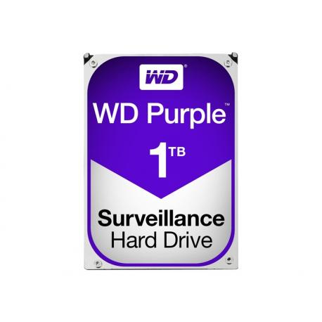 "Disque dur Purple - Western Digital 1TO 5400 tr/m 3,5"""