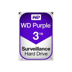 """Unidad de disco duro de color Púrpura - Western Digital de 3 tb 5400 rpm de disco duro de 3,5"""""""