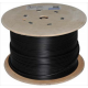 Video cable high-definition HR6 reel of 500m