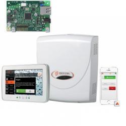 Zentrale alarm gemischten Bentel ABSOLUTA 16 zonen mit touch-tastatur MTOUCH-und IP-adapter