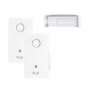 DiO - Kit Chime wireless w / 2 receivers