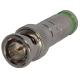 BNC macho de compresión para cable de vídeo HR6