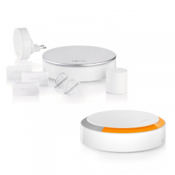 Pack alarm Somfy Protect - Somfy Home Alarm with outdoor siren