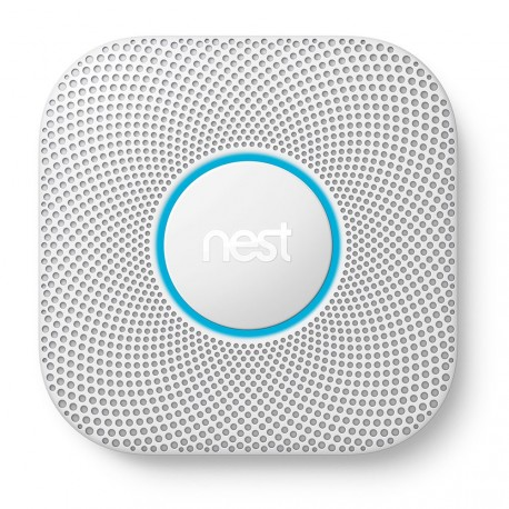 NEST - Détecteur de fumée et monoxyde de carbone Nest Protect filaire