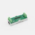 EUTONOMY S223NP - Adaptateur S223NP euFIX DIN pour Fibaro FGS-223 sans boutons