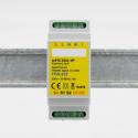 EUTONOMY - Adattatore euFIX DIN per Fibaro FGS-222 senza pulsanti
