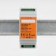 EUTONOMY - Adaptateur euFIX DIN pour Fibaro FGS-212 sans boutons