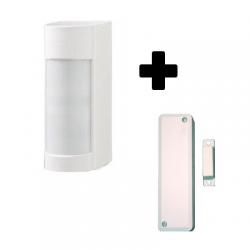 Alarm HONEYWELL - Bewegungsmelder außen alarm Zucker - Total Connect