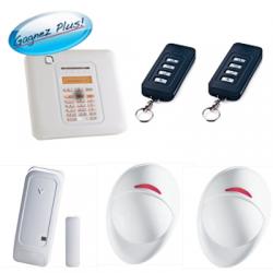 Visonic PowerMaster10 - Pack allarme casa PowerMaster10